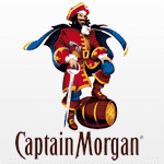 Captain Morgan, versch. Sorten